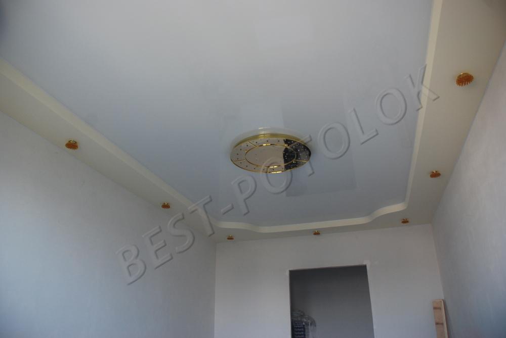 Галогенки в потолок